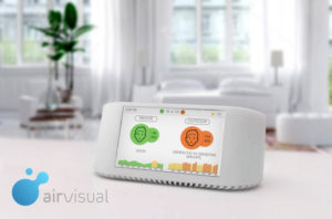 You can 'See' What You Breathe with New Air-Quality Monitor Credit: AirVisual