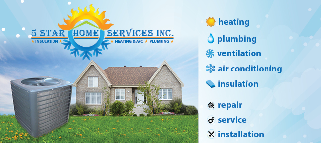 5 star home services inc banner