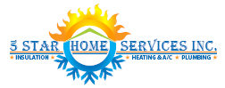 5 Star Home Services Logo